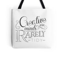 The Creative Mind Tote Bag