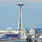Seattle Space Needle 318 by jduffy111