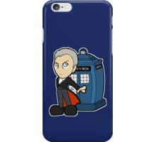 Doctor Number Twelve iPhone Case/Skin