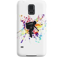 skateboarding t-shirt Samsung Galaxy Case/Skin