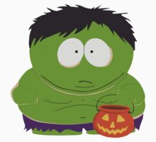Cartman Halloween Hulk by SwankyPie