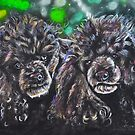 Poodles by Jane Smith