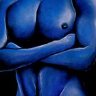 blue torso by kaleidoscopecreation