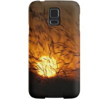 Free State Sunset - Petrusburg, South-Africa  Samsung Galaxy Case/Skin