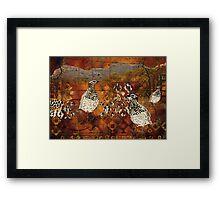 Partridge Family Framed Print