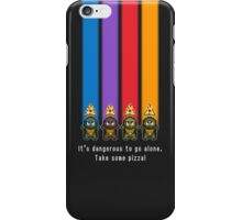The Legend of TMNT - Brothers iPhone Case/Skin