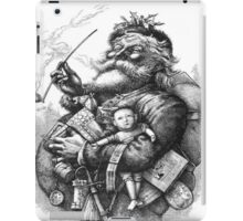 Wishing You A Very Merry Christmas iPad Case/Skin