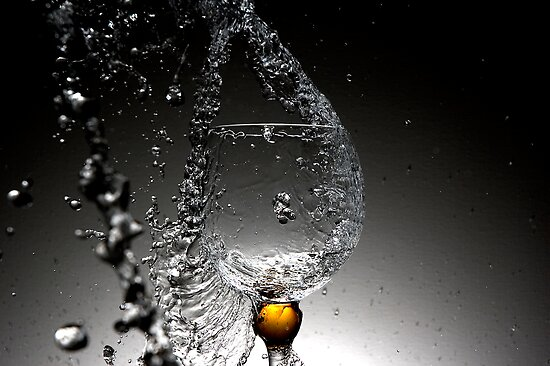 Movement of water by Matthew Bonnington
