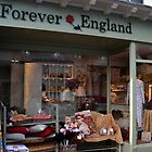 Forever England Shop,,,Sidmouth Devon  UK by lynn carter