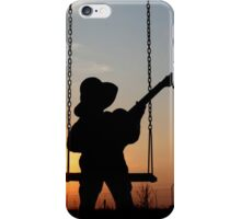Free State Sunset (12) South-Africa iPhone Case/Skin