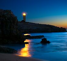 Lighthouse Blues by Matt Harvey