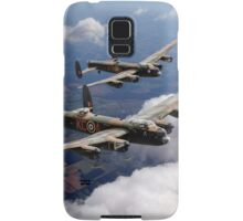 Two Lancasters on tour Samsung Galaxy Case/Skin