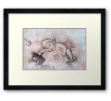 Bouquet Of Blessings Framed Print