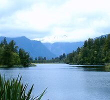 Lake Matheson by Paige