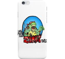 Zombie Teenage Mutant Ninja Turtle iPhone Case/Skin