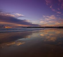 Spoon Rocks Beach 4 by Mark Snelson