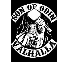 Son Of Odin Photographic Print