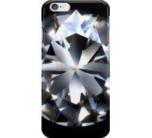 Diamond (black) iPhone Case/Skin
