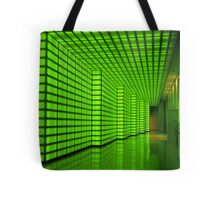 The Green Room Tote Bag