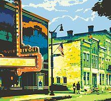Rivoli & Washington House Inn - Cedarburg WI (bold) by katherinepaulin