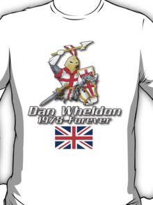 Dan Wheldon Tribute Shirt T-Shirt