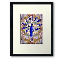 LIFE'S A CIRCUS Framed Print