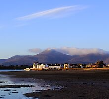 Mournes View by Wrayzo
