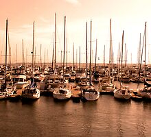 Waiting To Sail by Gary L   Suddath