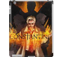 CONSTANTINE - Main Suspects iPad Case/Skin