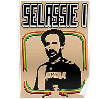 Selassie I Poster