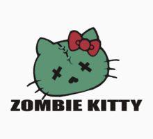 Zombie Kitty by BevsandBecka