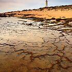 Cape Trafalgar Lighthouse by Ozerk Kalender
