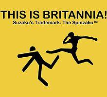 The Spinzaku by Crytiv PH