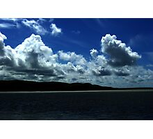 Portmeirion Sky Photographic Print