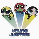 Young Justice: Spice, Sugar & Magic by Maor O.