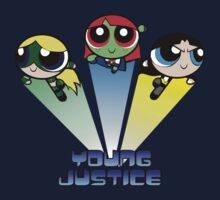 Young Justice: Spice, Sugar & Magic Kids Clothes