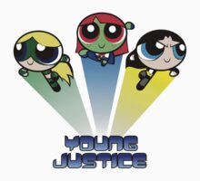 Young Justice: Spice, Sugar & Magic by Maor O.