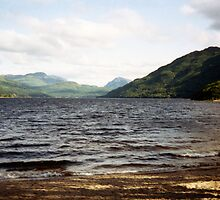 Loch Lomond, Scotland by georgiegirl