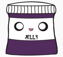 Jelly jar by rosetheunicorns