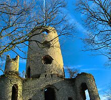 Racton Folly by jakeof