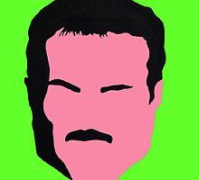 Freddie Mercury by Snockard
