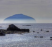 Misty Ailsa Craig by Tom Gomez