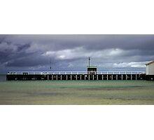 Sorrento pier Photographic Print