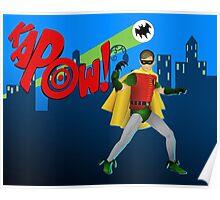 The Boy Wonder Poster