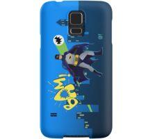 The Caped Crusader Samsung Galaxy Case/Skin