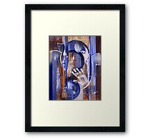 The Vine And The Branches Framed Print