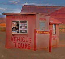 Monument Valley II by Melinda Kerr