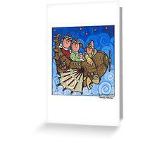 Family Holiday Greeting Card