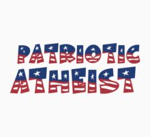 PATRIOTIC ATHEIST by atheistcards
