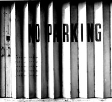 No Parking by Tracey Hudd
